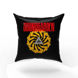 Soundgarden Badmotorfinger 92 Logo Pillow Case Cover
