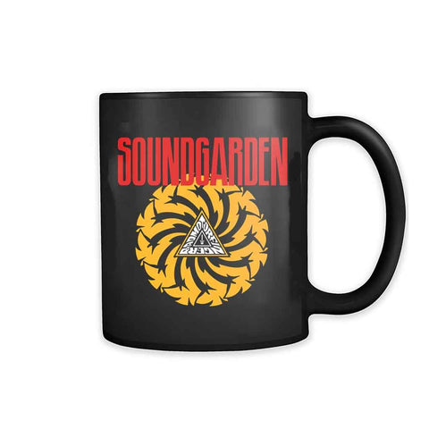 Soundgarden Badmotorfinger 92 Logo 11oz Mug