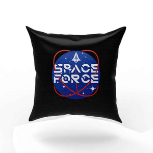 Space Force Logo Pillow Case Cover