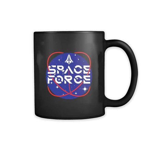Space Force Logo 11oz Mug