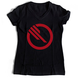 Star Wars Inferno Squad Women's V-Neck Tee T-Shirt