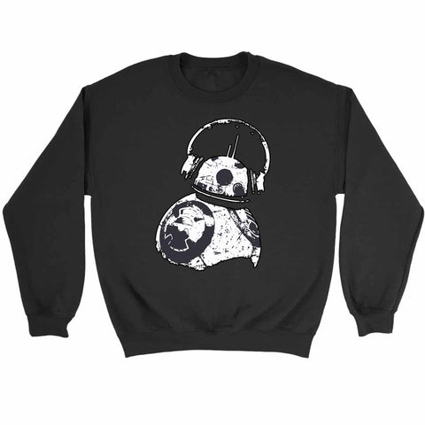 Star Wars Movie Bb8 Star Warsthe Force Has Awakened The Last Jedi Sweatshirt