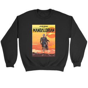 Star Wars The Mandalorian Sweatshirt
