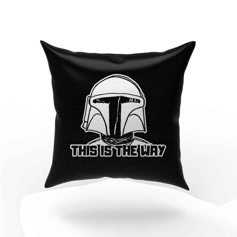Star Wars The Mandalorian This Is The Way Pillow Case Cover