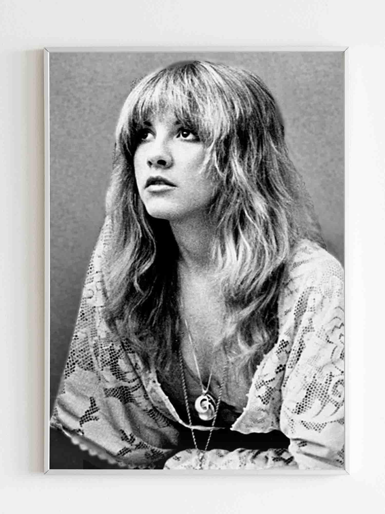 Stevie Nicks Queen Of Rock N Roll Poster