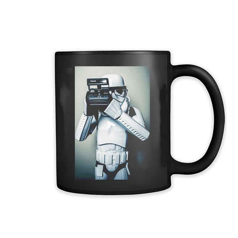 Stormtrooper Star Wars Selfie Retro 11oz Mug