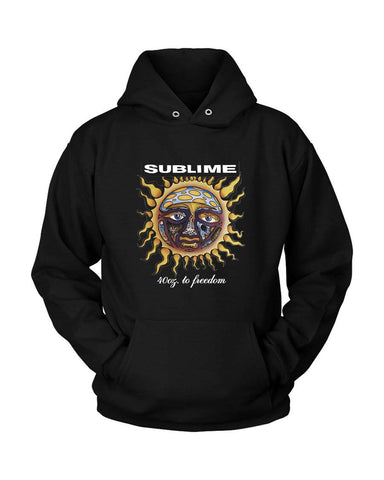 Sublime 40oz To Freedom Unisex Hoodie