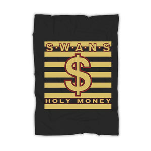 Swans Holy Money Blanket