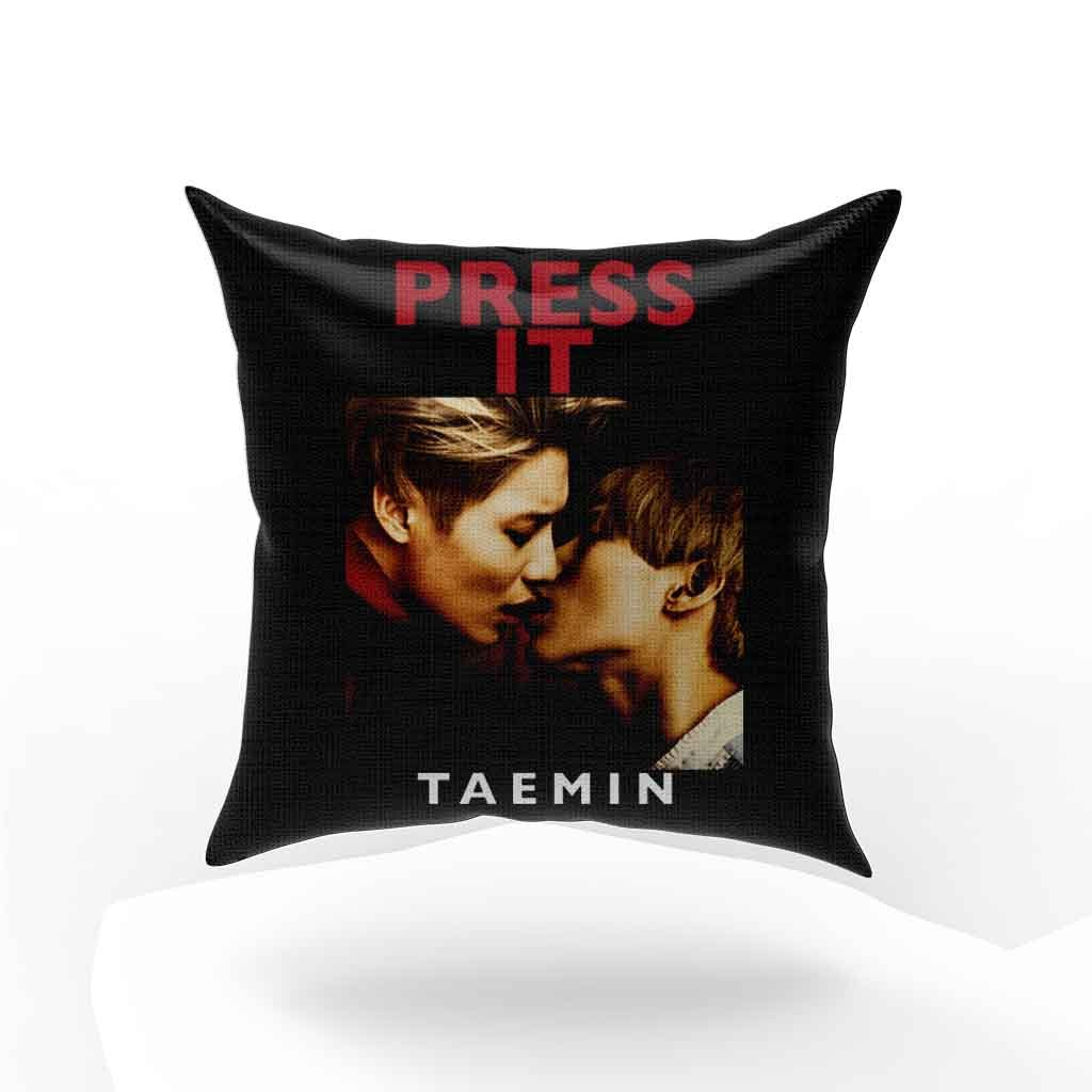 Taemin Press It Album Cover Pillow Case Cover
