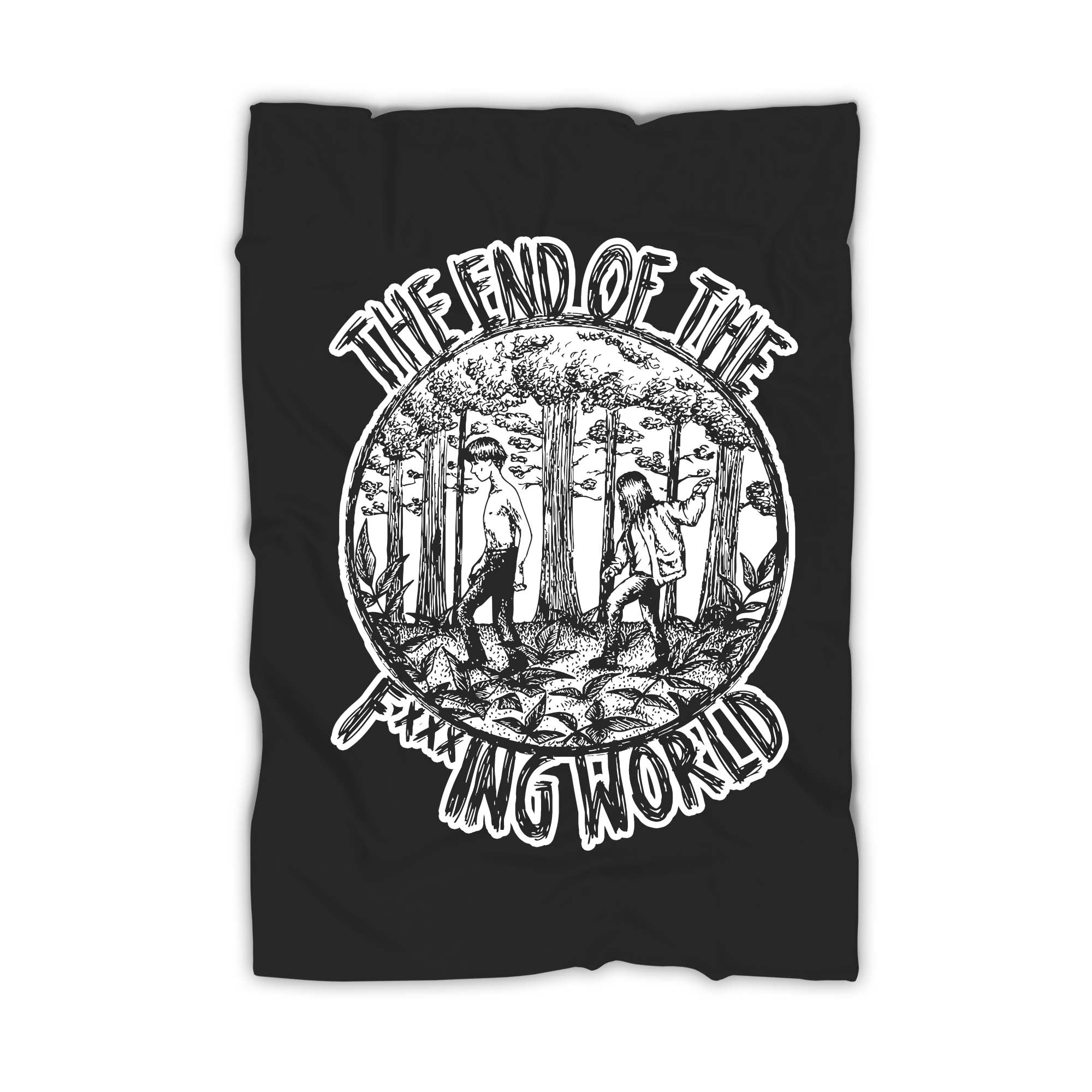 Teotfw The End Of Fucking World Blanket
