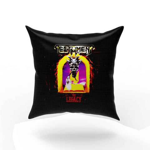 Testament The Legacy Pillow Case Cover