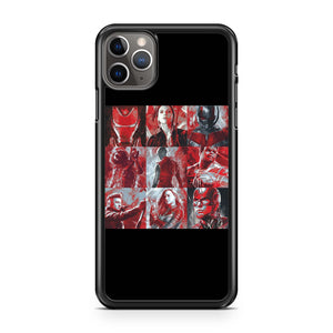 The Avengers Avengers Endgame iPhone 11 Pro Max Case