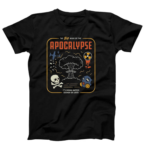 The Big Book Of The Apocalypse Men's T-Shirt
