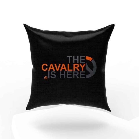 The Cavalry Is Here Overwatch Pillow Case Cover