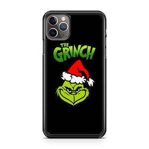 The Grinch Christmas iPhone 11 Pro Max Case