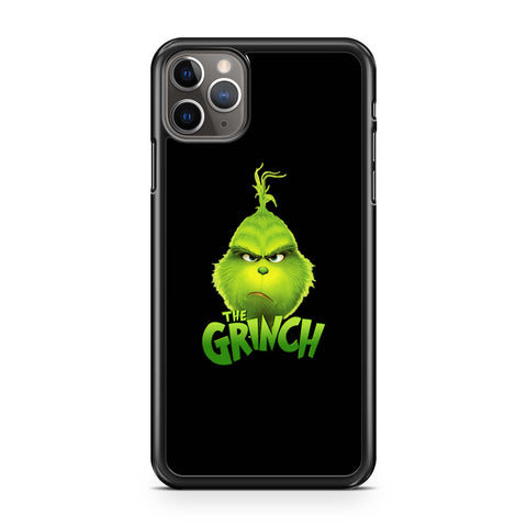 The Grinch Face iPhone 11 Pro Max Case