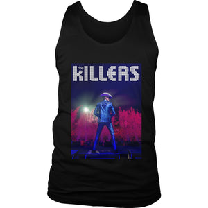 The Killers 2020 Album Cover Men's Tank Top