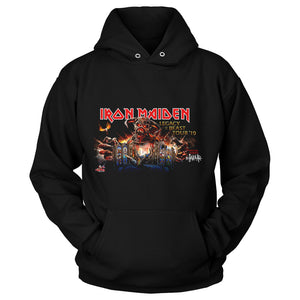 The Legacy Of The Beast Tour Iron Maiden Unisex Hoodie