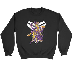 The Legend Of Kobe Bryant The Black Mamba Sweatshirt
