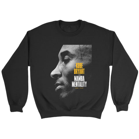 The Mamba Mentality How I Play Kobe Bryant Sweatshirt
