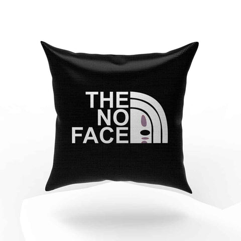 The No Face Spirited Away Pillow Case Cover
