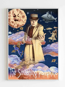 The Smashing Pumpkins Poster Poster
