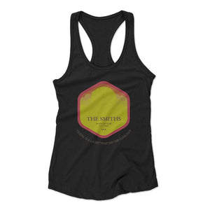 The Smiths Quotes Woman's Racerback Tank Top