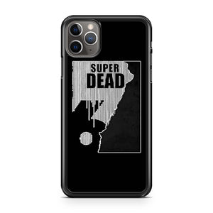 The Umbrella Academy Super Dead iPhone 11 Pro Max Case