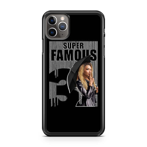 The Umbrella Academy Super Famous iPhone 11 Pro Max Case
