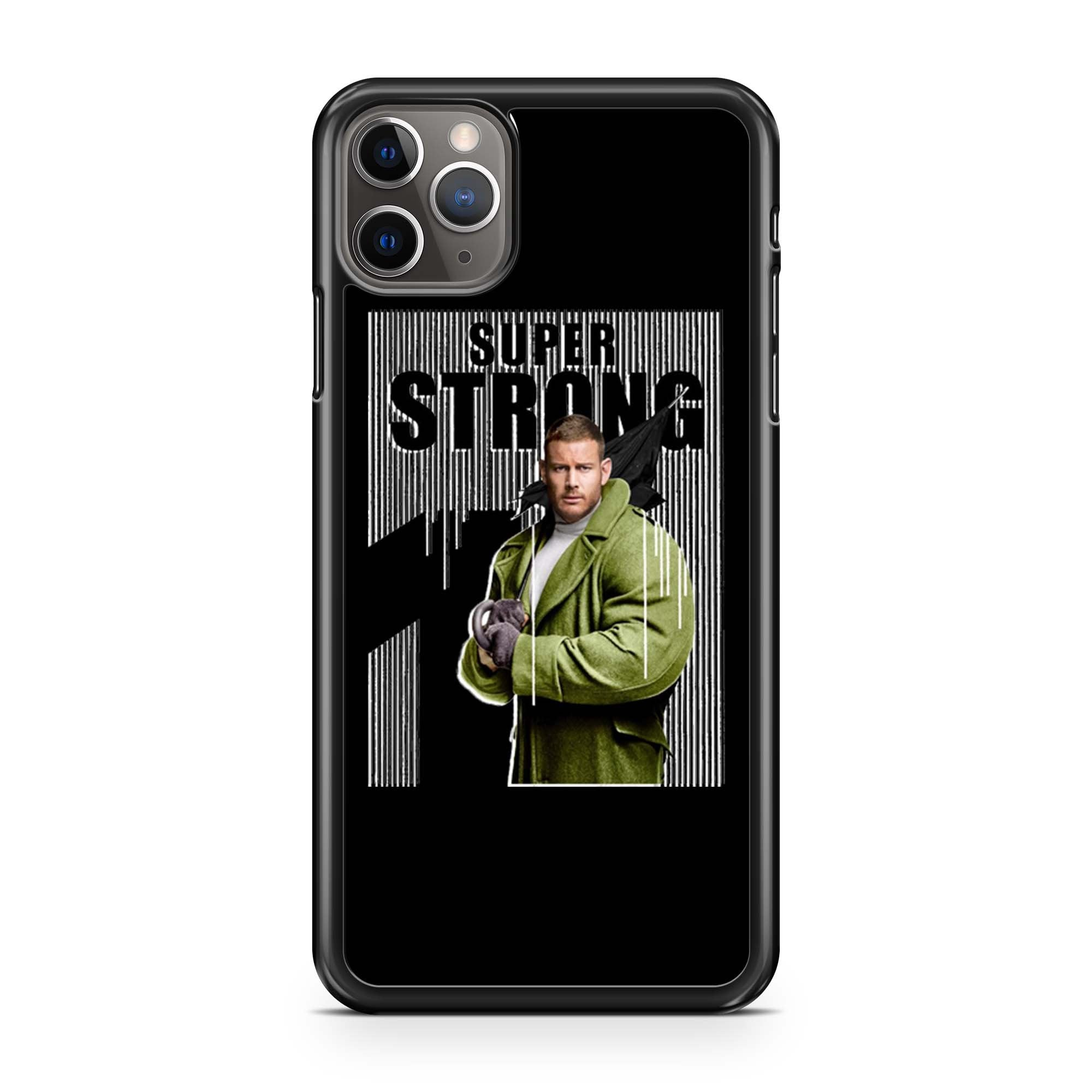The Umbrella Academy Super Strong iPhone 11 Pro Max Case