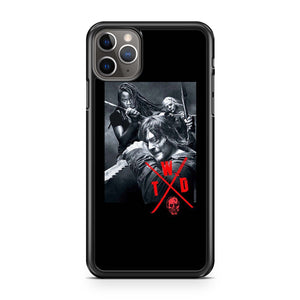 The Walking Dead Season 10 iPhone 11 Pro Max Case