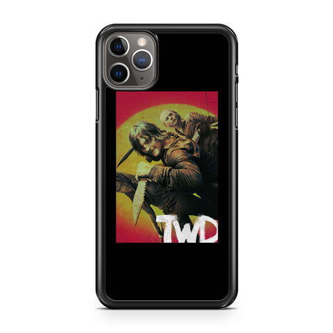 The Walking Dead Season 10 Cover iPhone 11 Pro Max Case