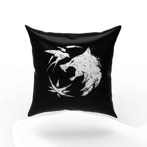 The Witcher Symbol Logo Pillow Case Cover