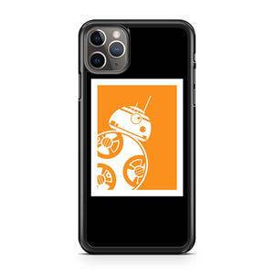 They See Me Rollin Star Wars Bb8 Robot iPhone 11 Pro Max Case