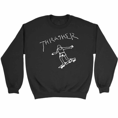 Thrasher Art Sweatshirt