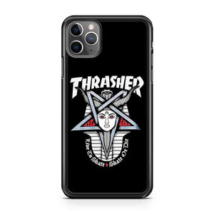 Thrasher Goddess iPhone Case