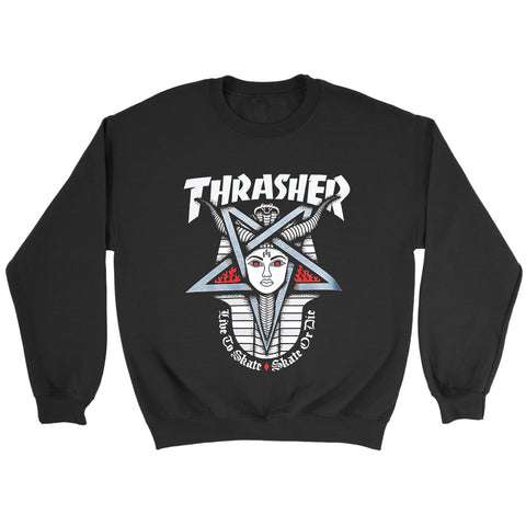 Thrasher Goddess Sweatshirt