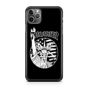 Thrasher Liberty Goat iPhone Case