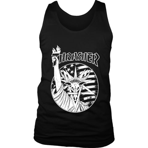 Thrasher Liberty Goat Men's Tank Top
