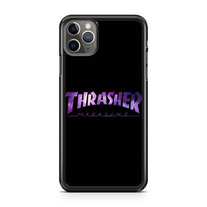 Thrasher Magazine Galaxy Diamond iPhone Case