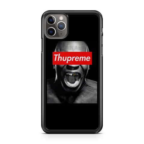 Thupreme Mike Tyson Boxing Champion Funny iPhone 11 Pro Max Case