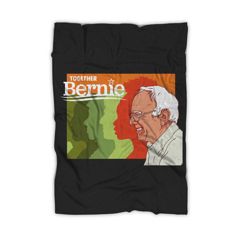 Together Bernie Blanket