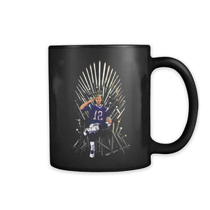 Tom Brady Goat Game Of Thrones 11oz Mug