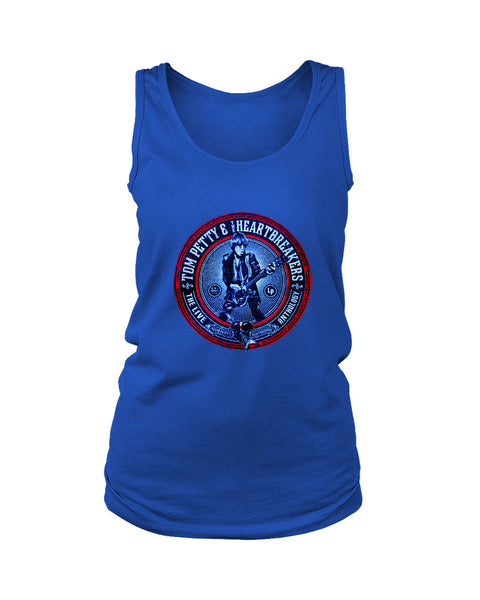 Tom Petty And The Heartbreakers Anthology Music Women's Tank Top