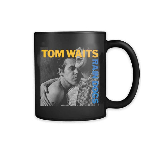 Tom Waits Rain Dogs 11oz Mug