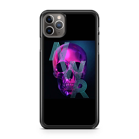 Too Old To Die Young Nwr Skull iPhone 11 Pro Max Case