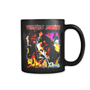 Travis Scott La Flame 11oz Mug