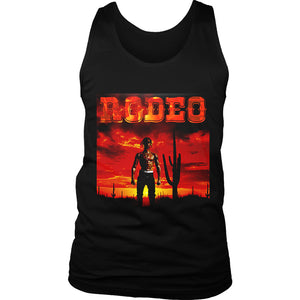Travis Scott Rodeo Women's Tank Top