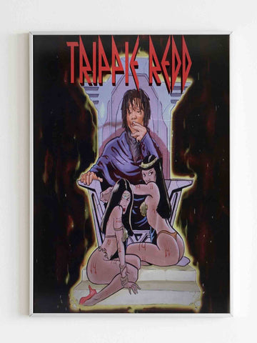 Trippe Redd A Love Letter To You Poster