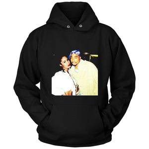 Tupac And Selena Quintanilla Unisex Hoodie